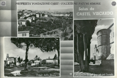 Saluti da Castel Viscardo