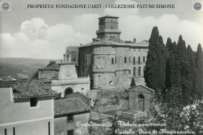 Castel Viscardo - Castello Duca di Montevecchio