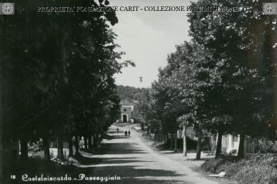 Castel Viscardo - Passeggiata