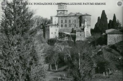 Castel Viscardo - Veduta del Castello Duca di Montevecchio