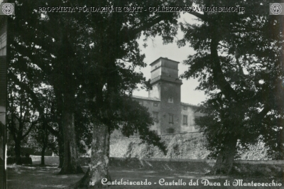Castel Viscardo - Castello del Duca di Montevecchio