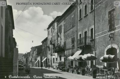 Castel Viscardo - Corso Umberto I