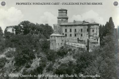 Castel Viscardo - Castello dei Duchi di Montevecchio