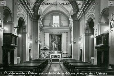 Castel Viscardo - Chiesa parrocchiale della SS.ma Annunziata