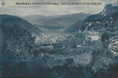 Terni - Valle del Nera - Nei pressi della cascata delle Marmore