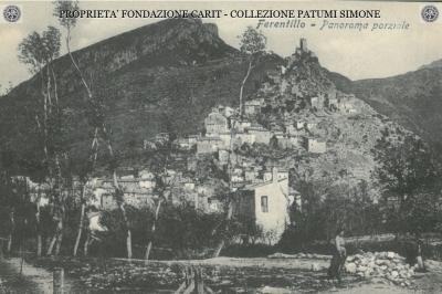Ferentillo - Panorama parziale