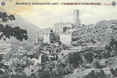Umbriano - Castello presso Ferentillo