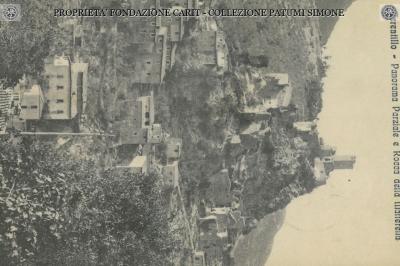 Ferentillo - Panorama parziale e Rocca della Matterella