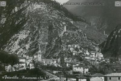 Ferentillo - Panorama e la Valnerina