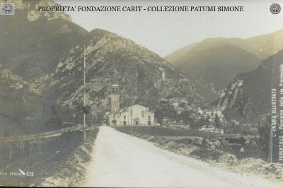 Ferentillo - Panorama dalla via Provinciale