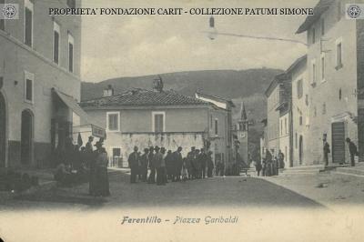 Ferentillo - Piazza Garibaldi