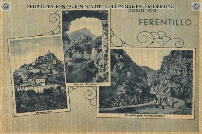 """""""Saluti da Ferentillo"""""""
