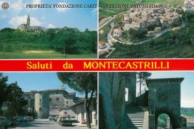 """Saluti da Montecastrilli"""