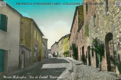 Monterubiaglio - Via di C. Viscardo