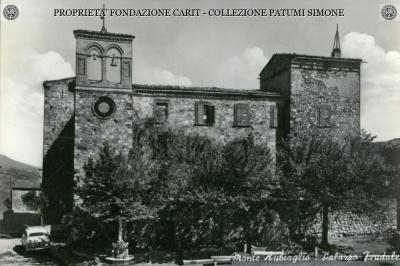 Monterubiaglio - Palazzo Feudale