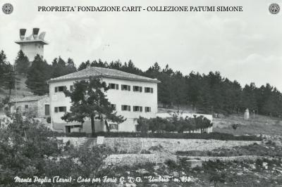 """Monte Peglia - Casa per Ferie C. T. G. """"Umbria"""""""