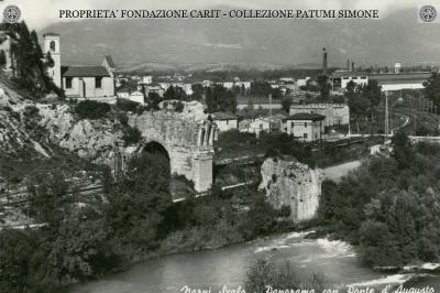 Narni Scalo - Panorama con Ponte d'Augusto