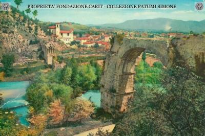 Narni Scalo - Panorama e Ruderi Ponte di Augusto