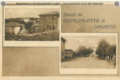 """""""Saluti da Ospedaletto di Orvieto"""""""