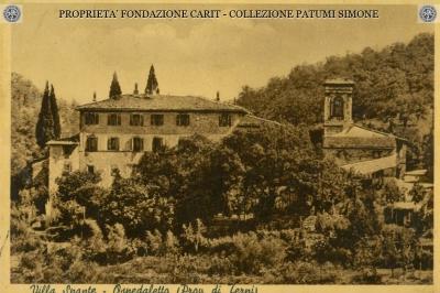 Villa Spante - Ospedaletto