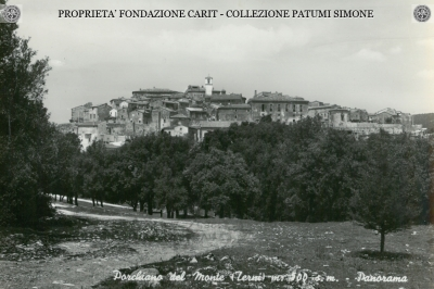 Porchiano - Panorama