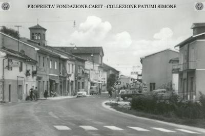 Sambucheto - Via Nazionale