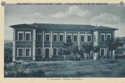 S. Venanzo - Edificio Scolastico