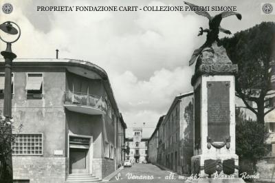 S. Venanzo - Piazza Roma