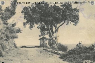San Vito in Monte - Una maestà