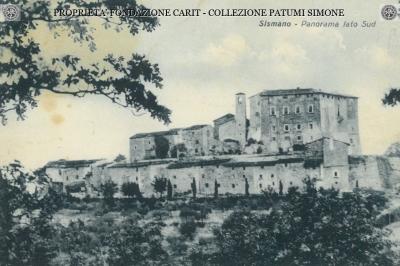 Sismano - Panorama lato Sud
