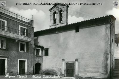 Stifone - Chiesa Parrocchiale