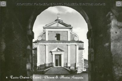 Torreorsina - Chiesa S. Maria Assunta