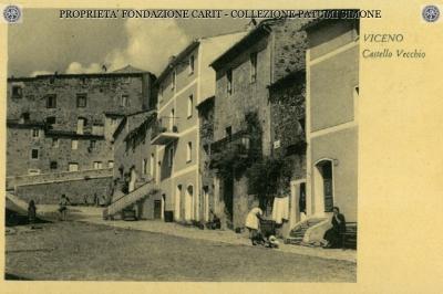 Viceno - Castello Vecchio