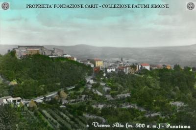 Viceno Alto - Panorama