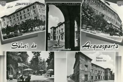 """""""Saluti da Acquasparta"""""""