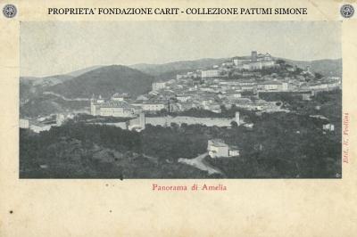 Panorama di Amelia